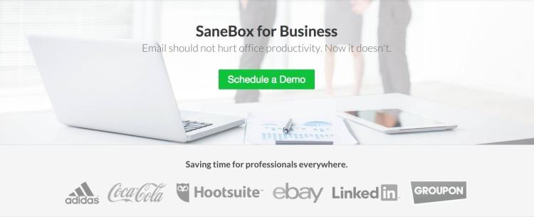SB for Biz - Schedule Demo - Web