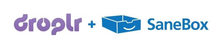 droplr file sharing SaneBox email management